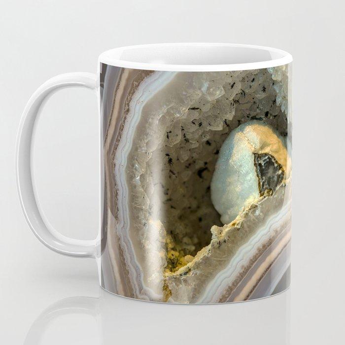 Patterns of agate gem Coffee Mug