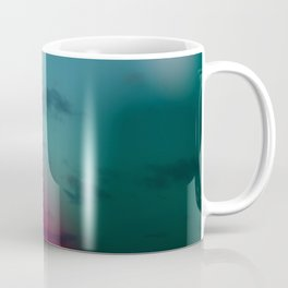 Power Sunset Coffee Mug