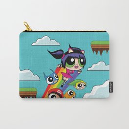 The Power Nyan Girl Carry-All Pouch