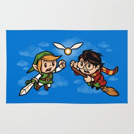 A Link to the Snitch Rug