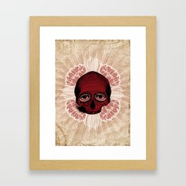Misplaced Sanguinity Framed Art Print