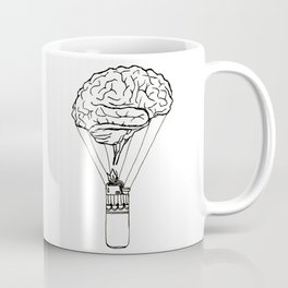 Light up my brain Coffee Mug