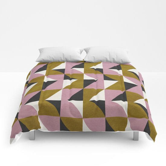 colour + pattern 10 Comforters