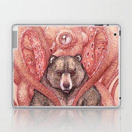THE KRAKEN AND THE KODIAK Laptop & iPad Skin
