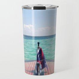 Chris Craft Boat Travel Mug