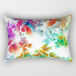 Sweet Blossom Rectangular Pillow