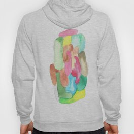 171013 Invaded Space 7 |abstract shapes art design |abstract shapes art design colour Hoody