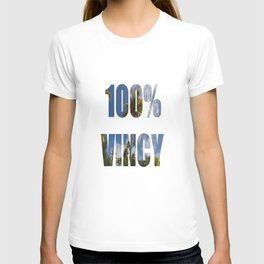 100% Vincy T-shirt