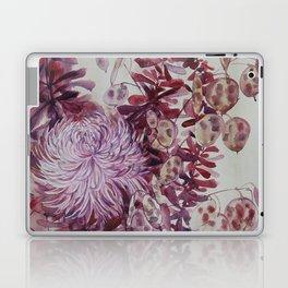 October Flowers Laptop & iPad Skin