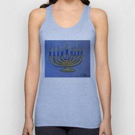 Happy Hanukkah WC161122c Unisex Tank Top