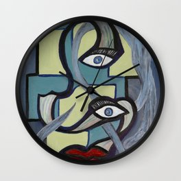 The Mind Wall Clock