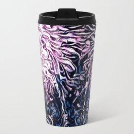 Abstract Fireworks Travel Mug