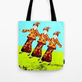 Free Spirits 2 Tote Bag