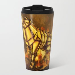 The Golden Boar Travel Mug