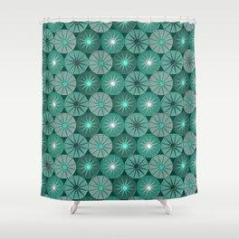 Geometrix 107 Shower Curtain