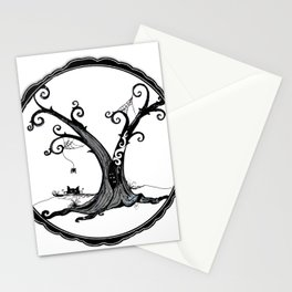 """""""Familiar and Friend"""" Stationery Cards"""