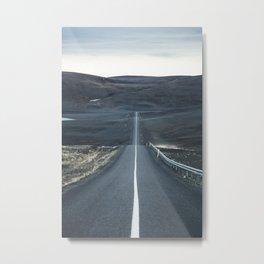 Midnight Driving part 1 Metal Print