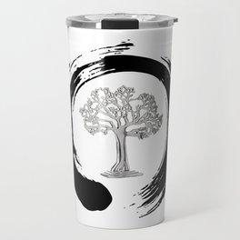 Yggdrasil Norse Cosmology Ash Tree Of Life Good Evil Eternity Zen Travel Mug