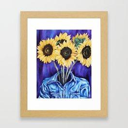 Optimism Framed Art Print