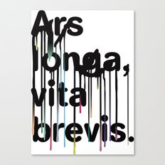 ALVB Canvas Print
