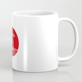 fake a dream Coffee Mug
