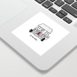 DO House Sticker