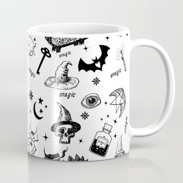 Magic symbols Coffee Mug
