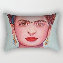 Frida Kahlo Rectangular Pillow