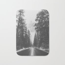 ROAD TRIP IV / Yosemite, California Bath Mat