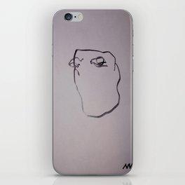UNTITLED iPhone Skin