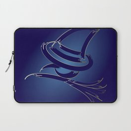 Cute Halloween witch Laptop Sleeve