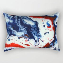 Patriotic 12.2 Rectangular Pillow