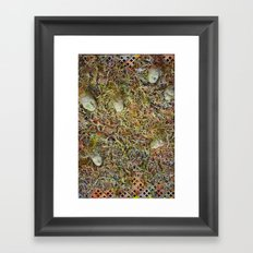 Alien Collective Framed Art Print