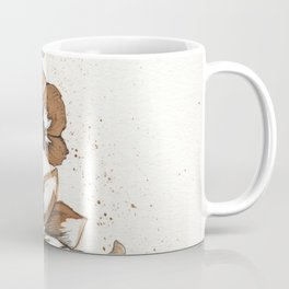Coffee Art- Flowers Coffee Mug