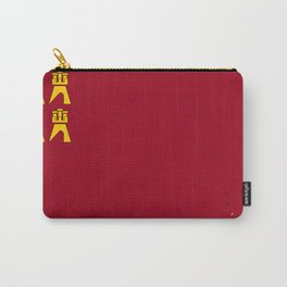 Murcia Flag Carry-All Pouch