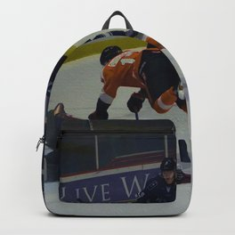 Dive for the Goal - Ice Hockey Backpack