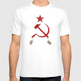 Communism vs. Capitalism T-shirt