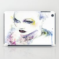 vogue iPad Cases featuring Vogue by Chris Silver