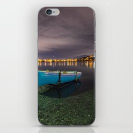 Quiet in the lake iPhone Skin