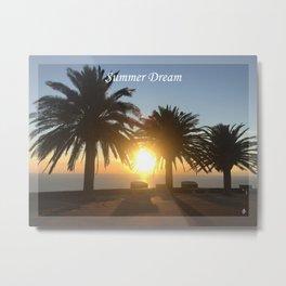 summer dream Metal Print