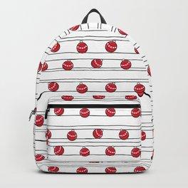 Strings of Ornaments Backpack
