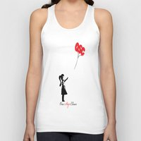 banksy Tank Tops featuring OSC Banksy by ruizspeaces