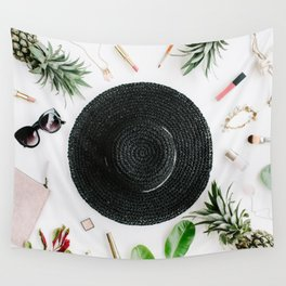 Tropical Background 08 Wall Tapestry