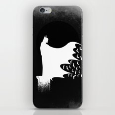Knight Rising Inverted  iPhone Skin