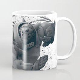 Alphonse Edward Erlic Fullmetal Alchemist Coffee Mug