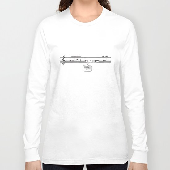 Who's Watching? Long Sleeve T-shirt