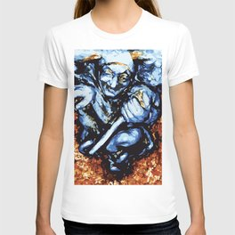 Court Jester in Colour T-shirt