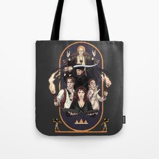 No harm ever came from reading a book Tote Bag