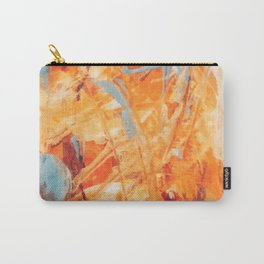 Abstract H1 Carry-All Pouch