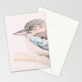 Kookaburra Cuteness Stationery Cards